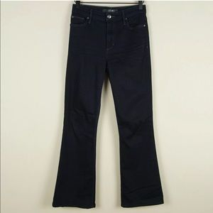 Joes Jeans Flawless Charlie High Rise Flar…
